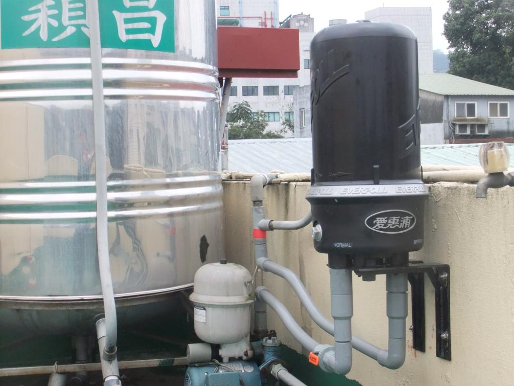 愛惠浦EVB-AD2000全戶濾淨系統